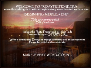 Fictioneer Friday