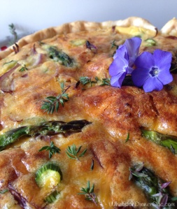 Asparagus Spring Quiche