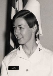 Sharon Ann Lane First Lieutenant 312TH EVAC HOSP, 67TH MED GRP, 44TH MED BDE Army Of The United States 07 July 1943 - 08 June 1969 Canton, OH