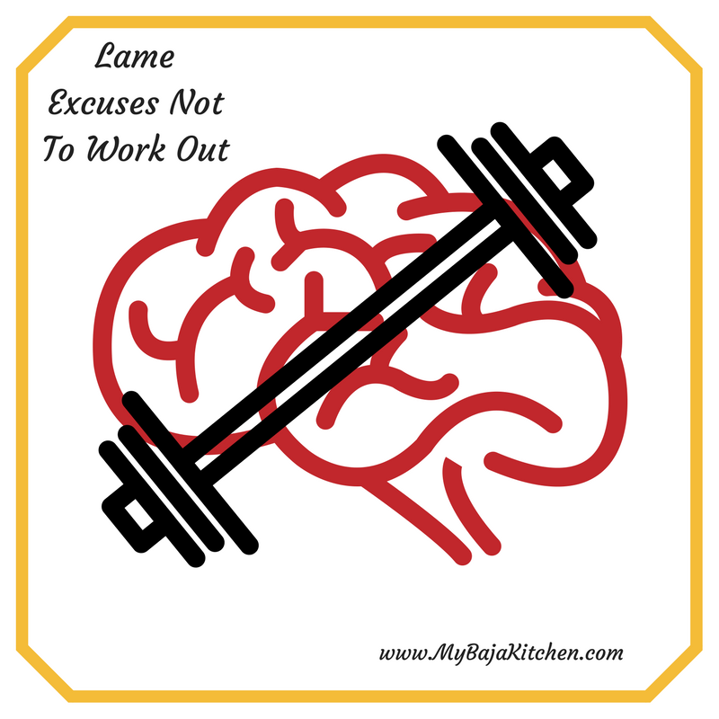 Lame Excuses Not To Work Out: Holiday Challenge