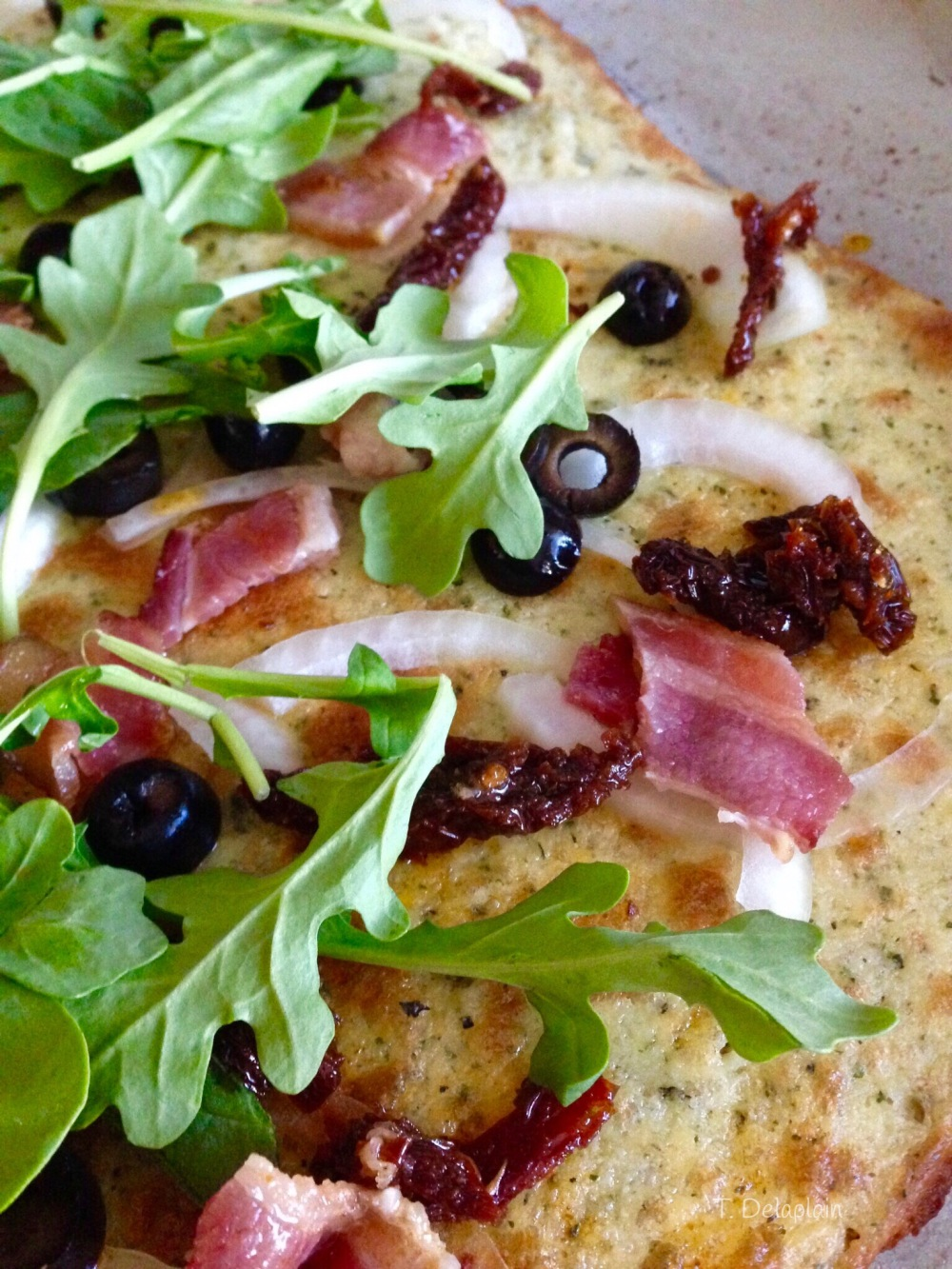 Easy Low Carb Fathead Pizza/ Gluten Free